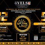 Vels institute's Grand Function ! SparkLight2020 !