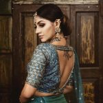 Traditional Beauty Yashika Anand Photos